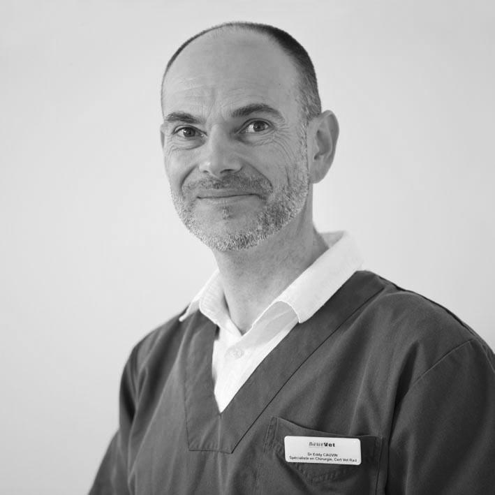 Dr Eddy Cauvin